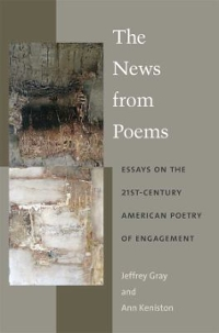 The News from Poems 1st Edition 9780472053186 0472053183