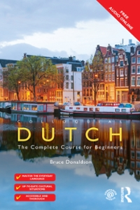 Colloquial Dutch 3rd Edition 9781317300526 1317300521