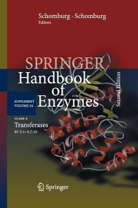 Class 2 Transferases 1st Edition 9783662502198 3662502194