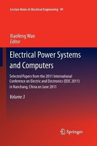 Electrical Power Systems and Computers 1st Edition 9783662520925 3662520923