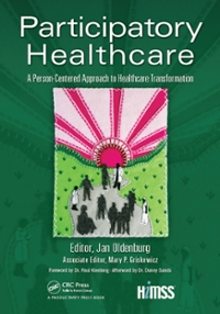 Participatory Healthcare 1st Edition 9781498769631 1498769632