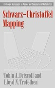 Schwarz-Christoffel Mapping 1st edition 9780521807265 0521807263