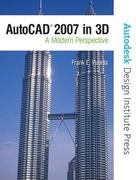 AutoCAD 2007 In 3D 0 9780132276597 0132276593