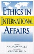 Ethics in International Affairs 1st Edition 9780847691579 0847691578