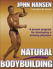 Natural Bodybuilding 1st edition 9780736053464 0736053468