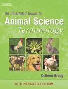 An Illustrated Guide to Animal Science Terminology 1st Edition 9781418011512 1418011517