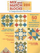 Quilter's Mix and Match Blocks 0 9781574864298 1574864297