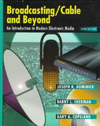 Broadcasting/Cable and Beyond 3rd edition 9780070179882 0070179883