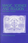 Magic, Science and Religion and Other Essays 0 9780881336573 0881336572