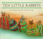 Ten Little Rabbits 0 9780811821322 0811821323