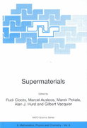 Supermaterials 1st edition 9780792368083 0792368088