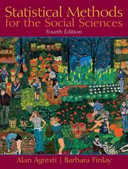 Statistical Methods for the Social Sciences 4th edition 9780205646418 0205646417