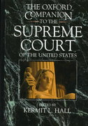 The Oxford Companion to the Supreme Court of the United States 0 9780195058352 0195058356