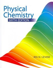 Physical Chemistry 6th Edition 9780072538625 0072538627