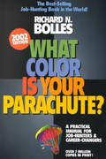 What Color Is Your Parachute? 2000 32nd edition 9781580083416 1580083412