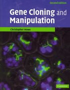 Gene Cloning and Manipulation 2nd edition 9780521521055 052152105X