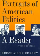 Portrait Of American Politics 3rd edition 9780395885475 0395885477
