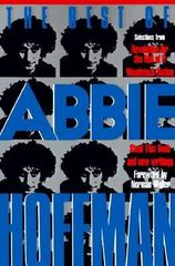 The Best of Abbie Hoffman 0 9780941423427 0941423425