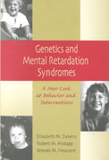 Genetics and Mental Retardation Syndromes 1st edition 9781557664716 1557664714
