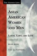 Asian American Women and Men 2nd edition 9780742560611 0742560619