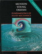 Fundamentals of Fluid Mechanics 3rd edition 9780471355021 047135502X