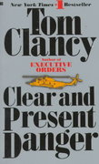 Clear and Present Danger 1st Edition 9780425122129 0425122123