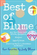 Best of Judy Blume 4 Copy Box Set 0 9780440420224 0440420229