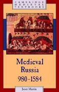 Medieval Russia, 980-1584 2nd Edition 9780521676366 0521676363
