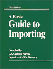 A Basic Guide To Importing 3rd edition 9780844234038 0844234036