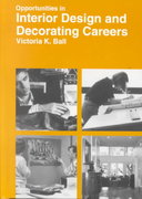 Opportunities in Interior Design and Decorating Careers 0 9780844244402 0844244406