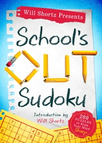 Will Shortz Presents School's Out Sudoku 1st Edition 9781250133298 1250133297
