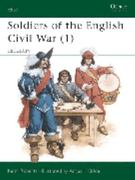 Soldiers of the English Civil War (1) 0 9780850459036 0850459036