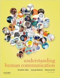 Understanding Human Communication 13th Edition 9780190297084 0190297085
