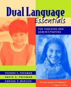 Dual Language Essentials for Teachers and Administrators 0 9780325006536 0325006539