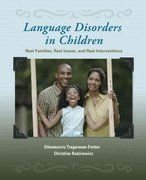 Language Disorders in Children 1st edition 9780130915764 0130915769