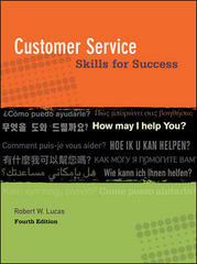 Customer Service Skills for Success 4th Edition 9780073545448 0073545449