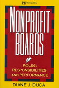 Nonprofit Boards 1st edition 9780471130208 0471130206