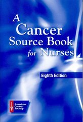 Cancer Source Book For Nurses 8th edition 9780763732769 0763732761