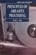 Principles of Abrasive Processing 0 9780198590217 0198590210
