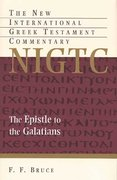 The Epistle to the Galatians 0 9780802823878 0802823874