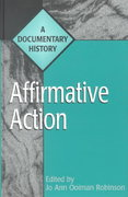 Affirmative Action 0 9780313301698 0313301697