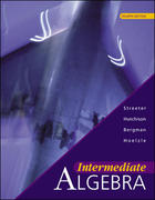 Intermediate Algebra 4th edition 9780072429756 0072429755