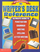 Scholastic Writer's Desk Reference 1st edition 9780439216500 0439216508