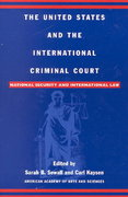 The United States and the International Criminal Court 0 9780742501355 0742501353
