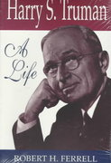 Harry S. Truman 1st Edition 9780826210500 0826210503