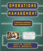 Operations Management 1st edition 9780471165453 047116545X