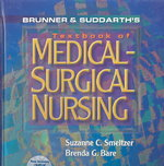 Brunner and Suddarth's Textbook of Medical-Surgical Nursing 9th edition 9780781741545 0781741548
