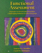 Functional Assessment 1st Edition 9780130156754 0130156752