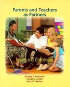 Parents and Teachers as Partners 1st edition 9780155004832 0155004832