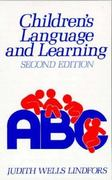 Children's Language and Learning 2nd edition 9780131319622 0131319620